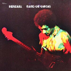 ◆米国盤/ロック/ブルース・ロック/ハードロック/LP◆ジミ・ヘンドリックス Jimi Hendrix「Band Of Gypsys」Capitol SN-16319
