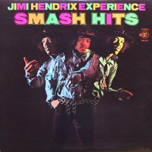 ◆米国盤/ロック/ブルース・ロック/ハードロック/LP◆ジミ・ヘンドリックス Jimi Hendrix「Smash Hits」Reprise MSK 2276