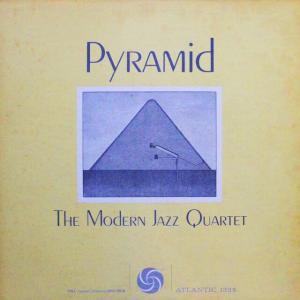 ◆'76年/米国盤/ジャズ/LP◆モダン・ジャズ・カルテット The Modern Jazz Quartet(MJQ)「ピラミッド Pyramid」Atlantic SD 1325
