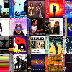 ◆新着USEDほぼ日本盤帯付きCD◆洋楽、ロック、ハード・ロック、インディー・ロック、プログレ、グラム・ロック、アート・ロック、フォーク・ロック、ポップ、などなど…