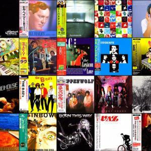 ◆新着USEDほぼ日本盤帯付きCD◆洋楽、ロック、ハード・ロック、インディーロック、オルタナ、アートロック、ニューウェイヴ、シンセポップ、などなど…