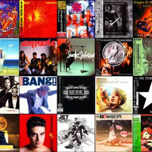 ◆Used新着日本盤&輸入盤CD◆洋楽、ロック、オルタナ、ガレージロック、ハードロック、ブリットポップ、などなど…