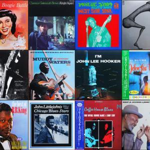 ◆詳細あり◆ワンオーナー美品/輸入&国内LP◆ブルース、Blues、シカゴブルース、デルタブルース、ブルースギター、ブギー、ブギウギ