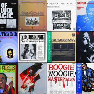 ◆詳細あり◆ワンオーナー美品/輸入&国内LP◆ブルース、Blues、シカゴブルース、カントリーブルース、ブギウギ、テキサスブルース、メンフィスブルース、Soul、ブルースハープ、などなど