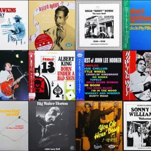 ◆詳細あり◆ワンオーナー美品/輸入&国内LP◆ブルース、Blues、シカゴブルース、デルタブルース、ブルースハープ、カントリーブルース、メンフスブルース、などなど