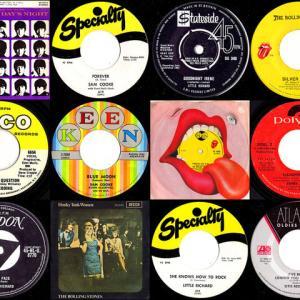 ◆輸入盤シングルレコード中心◆サム・クック、ジェームス・ブラウン、オーティス・レディング、リトル・リチャード、ローリング・ストーンズ、などなど