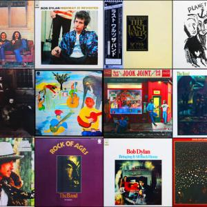 ◆Used新着LP◆白ラベルプロモ見本盤/巻きポスター付/帯付きあり◆ザ・バンド、ボブ・ディラン、クロスビー・スティルス・アンド・ナッシュ、CSNY