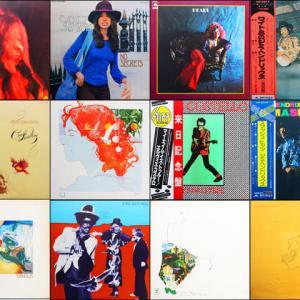 ◆Used新着日本盤(帯付含)LP◆エルヴィス・コステロ、ジミ・ヘンドリックス、ジミヘン、ジョニ・ミッチェル、ジャニス・ジョプリン、キャロル・キング、カーリー・サイモン