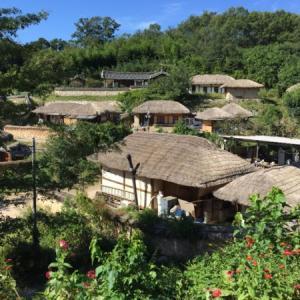 良洞マウル -大韓民国の歴史的村落:河回と良洞- 【韓国】 行き方と難易度