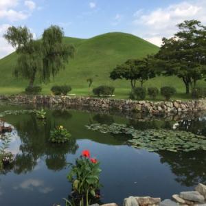 慶州歴史地域 【韓国】 行き方と難易度