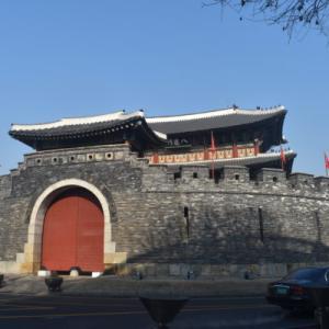 韓国のランドマーク水原華城をゆっくり1周してみた 【韓国・ソウル】旅行記4日目