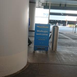 アメリカ旅行記⑨:ロサンゼルス到着