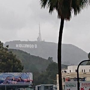 アメリカ旅行記⑪:ハリウッド前編