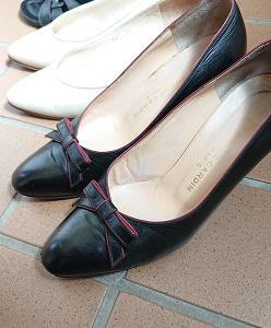 さようならの靴