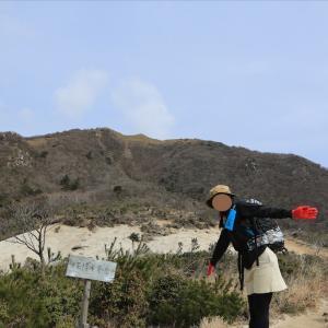 竜ヶ岳@三重リベンジしたった!①石榑峠コースで山頂まで(2020年3月)