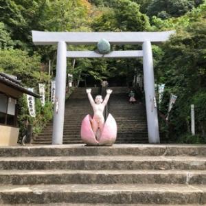尾北屈指の不思議スポット、犬山市の桃太郎神社へ行ってきた その3
