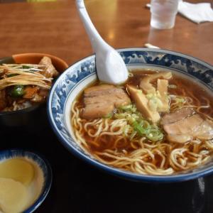 【北海道グルメ】ラーメンと豚丼を一緒に食べれる食事処あさひレポ