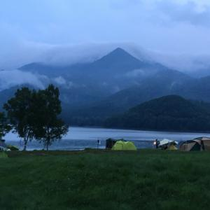 【北海道キャンプ場】かなやま湖畔キャンプ場レポ