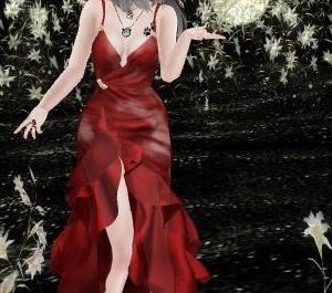 Epiphany  ドレス  ネイル