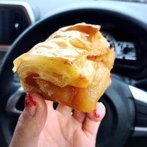 袋田の滝のアップルパイが美味し過ぎる!