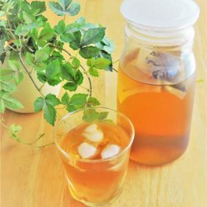 【夏の水分補給】きっかけは子どもの水いぼ!ハトムギ茶と2種の麦茶をブレンド。