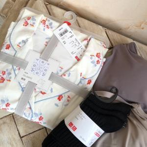 UNIQLOエアリズムとパジャマ