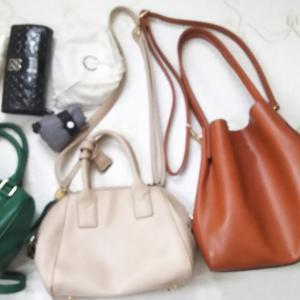 ◇少ないバッグ使い◇一番多く使ったバッグ