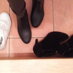 ◇最近よく履く靴はいつか断捨離しようとしていた話