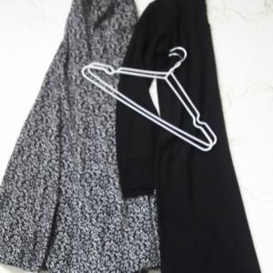 ◇主婦のチュニック×スカート意外な2パターン