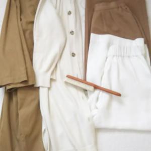 ◇少ない服着回しに役に立った洋服…半期冬~春まとめ