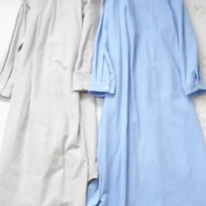 ◇部屋着にシャツワンピースを着て過ごした感想