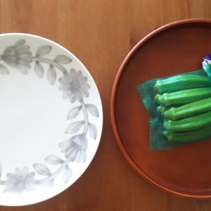 ◇主婦のワンプレートランチ◇癒されるデイジーのお皿