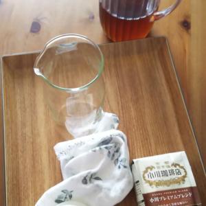 ◇京都小川珈琲とわが家コーヒーサーバーに代用するもの