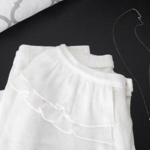 ◇失敗かな?初めて見た洋服の襟とプチプラネックレス