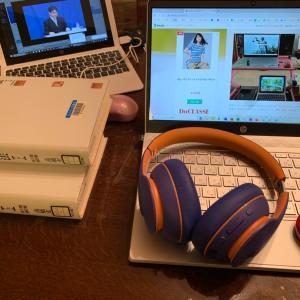 ヘッドフォン購入と資料コピー
