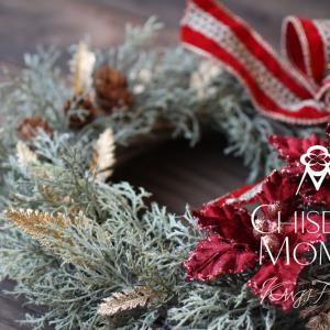 大変失礼しました!11月30日(土)幸せをよぶ「クリスマス・リース」レッスン