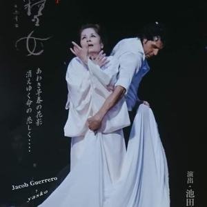 「美の追求に妥協はない」長嶺ヤス子さん公演「雪女」から