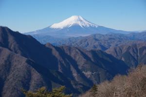 山行 神奈川最高のカレーをいただきます。 蛭ヶ岳裏歩きその2