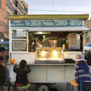 【ボリビア】重なる偶然で、ウユニラストのツアーが決定!ウユニ1おいしいピザ屋台のススメ!
