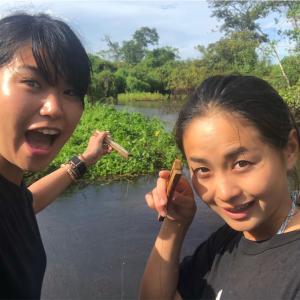 【ボリビア】湿地のコブラに幸せのピンクイルカ、それに、実は臆病!?ピラニア釣りの大冒険!