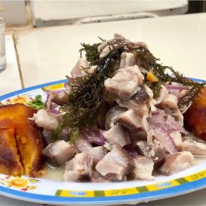【ペルー】隠れた美食の国ペルー!楽しみにしていたセビーチェは、まさかの○○入りだった!!