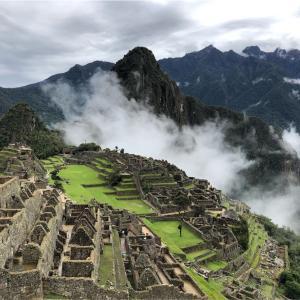 【ペルー】インカ帝国の謎!天空の遺跡、マチュピチュに行ってきた!!