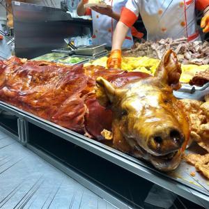 【エクアドル】丸焼きの豚とご対面!?イニャキトマーケットに行ってみた!