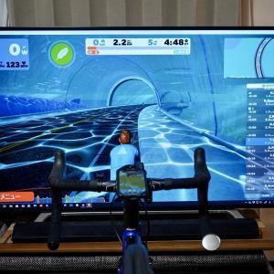 【ロード】室内サイクリングZwiftを始めた