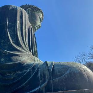 【ロード】鎌倉の大仏へご挨拶