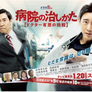 【2020.01.20】テレ東京系列ドラマ情報等まとめ