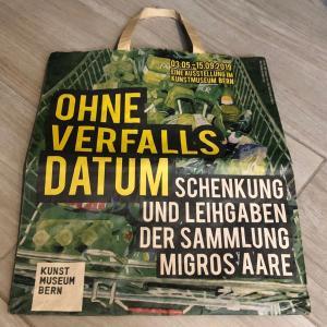 スイスのレジ袋事情、袋要りますか?の一言が大事