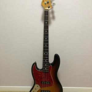Fender Japan JB62-650L
