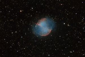 M27 アレイ星雲