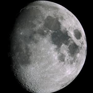 「月」 & 「土星」